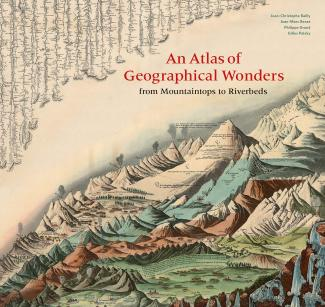 Couverture An Atlas of Geographical Wonders